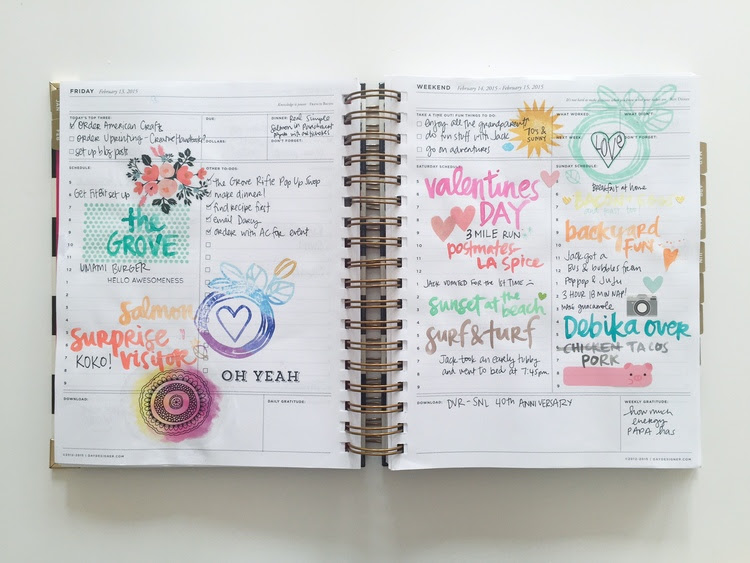 Scrapbook Shopping: New Heidi Swapp Planners at Michaels ...