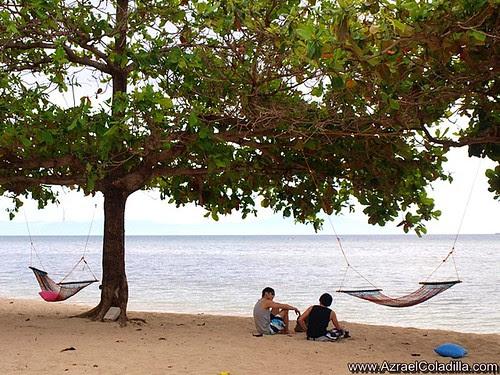 Aquaria beach resort in Playa Calatagan Batangas Azraels