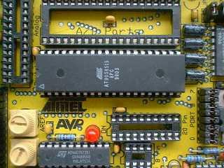 AVR Assembler Tutorial - Gerhard Schmidt