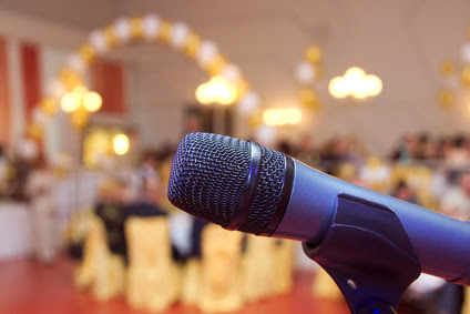Wedding PA Hire Sound Solutions | London PA Hire