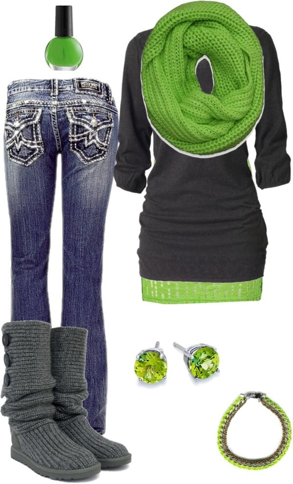 St Patricks Day Outfit Ideas Fashion Beauty News