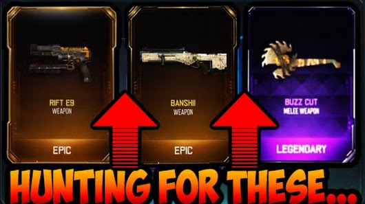 black ops 3 worst supply drop opening ever new dlc weapons hunt