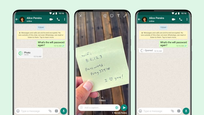 WhatsApp launches disappearing photos and video for all your sensitive (and sexy) messages