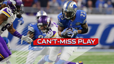 Can't-Miss Play: Darius Slay's game-ending interception