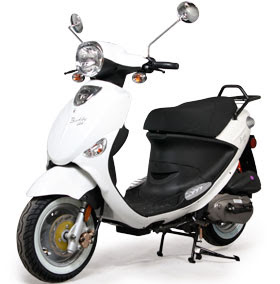 Piaggio Typhoon Motor Scooter Review   World