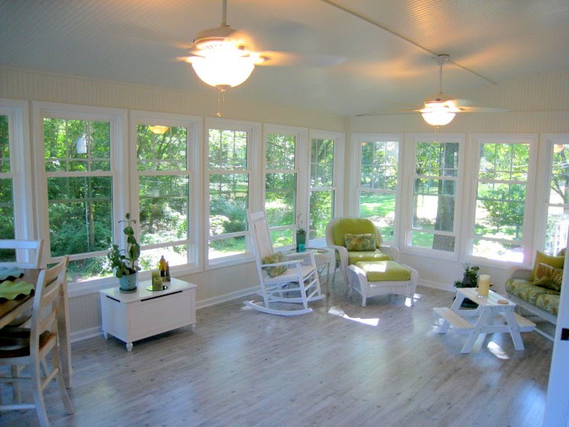 Top 5 reasons you don't want all glass sunroom | Archadeck of ...