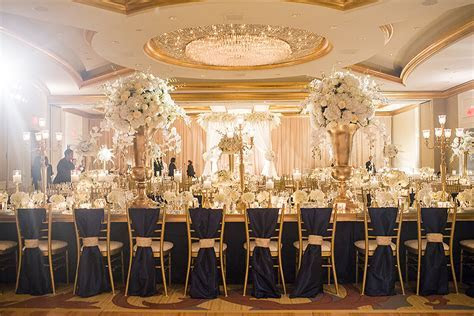 Wedding in Navy and Gold   Elizabeth Anne Designs: The