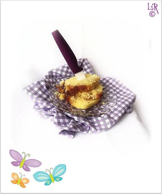 cake mandorle e limone