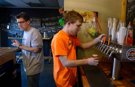 This brewery in Denver serves up careers with beers by employing adults with disabilities