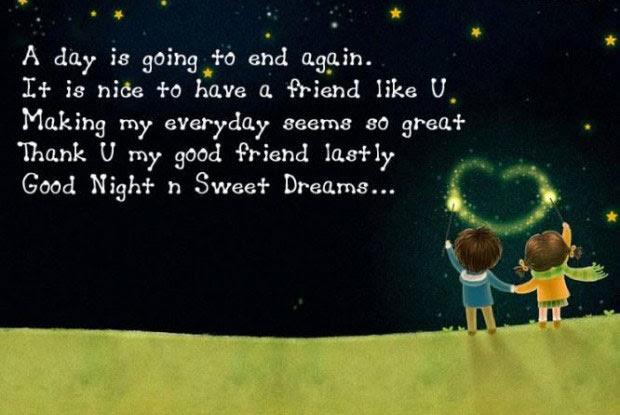 Best Quotes Good Night