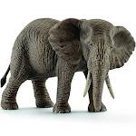 Schleich - African Elephant Female