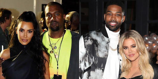 Khloé Kardashian Is Moving to Cleveland For Tristan Thompson - Kim Kardashian Isn't Going to Chicago for Kanye West