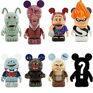 Vinylmation Villains 5 Series Figure - 3''