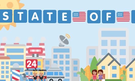 State of the Union in emoji | US news | The Guardian