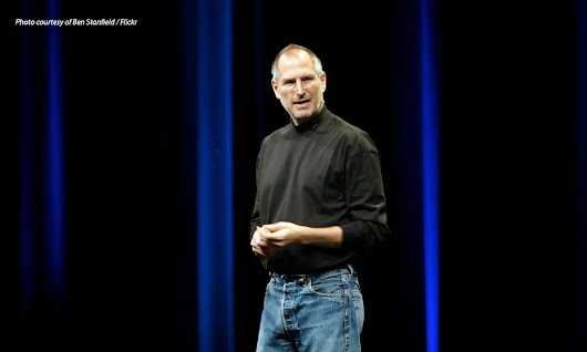 10 Lessons from Steve Jobs for Public Speakers | Presentation Guru
