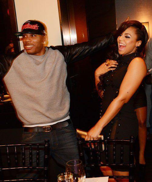 STK in Atlanta - October 13, 2012, Ashanti, Nelly