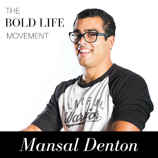 Mansal Denton: How Life Behind Bars Changed one Entrepreneur (for the Better)