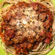 Spaghetti with Tomato and Italian Sausage - Jack Purcell Meats