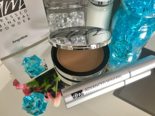 Healthy Skin-Benefiting Makeup & A Flawless Finish: Advanced Mineral Makeup + GIVEAWAY - MyStyleSpot