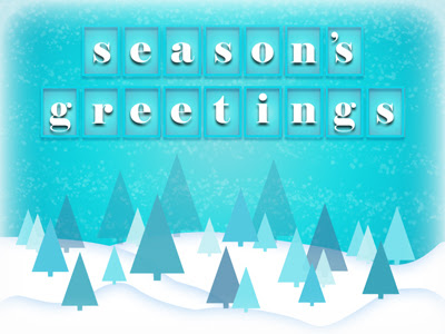 Season's Greetings eCards - Set It and Forget It