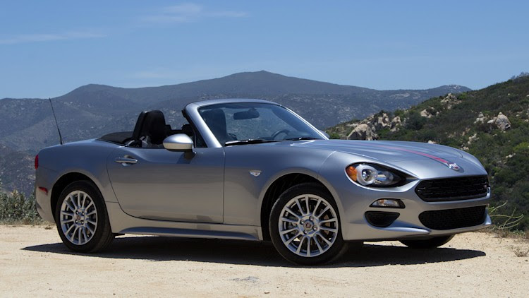 2017 Fiat 124 Spider: First Drive Photo Gallery - Autoblog