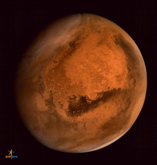 Mars Orbiter Mission delivers on promise of global views of Mars | The Planetary Society
