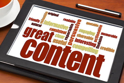 The Fundamentals of Content Marketing for Small Businesses | SCORE