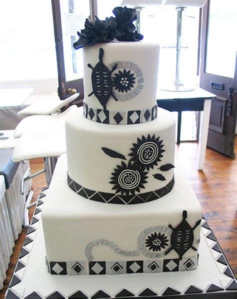 Inspired: African Wedding Cakes ? Afri love