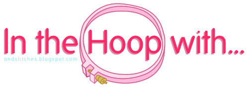 In the Hoop With - header