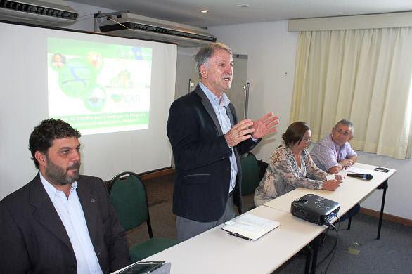 """Antonio Stroski: """"Queremos que as balsinhas se regularizem porque existe um componente social"""". Foto: SEMA"""