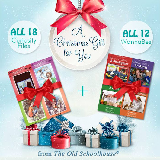Merry Christmas Curiosity and Careers Bundle! - The Old Schoolhouse