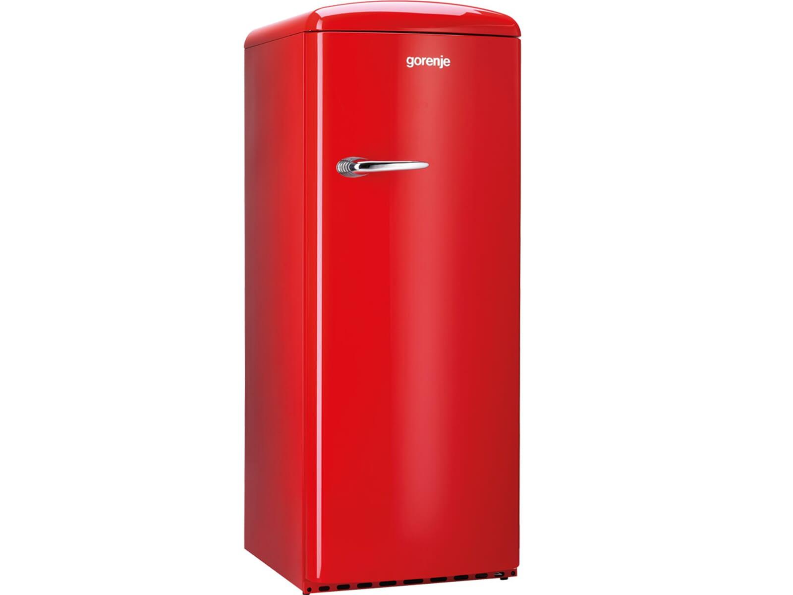 Retro Kühlschrank Ebd : Gorenje kühlschrank rot retro lydia clark blog