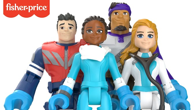 TREND ESSENCE: Mattel's newest toy line honors front-line workers battling coronavirus pandemic