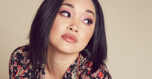 "Lana Condor Spends 3 Hours Every Day Getting Fake Tattoos for ""Deadly Class"""