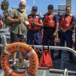 Coast Guard medevacs man from NOAA boat 12 miles west of Egmont Key