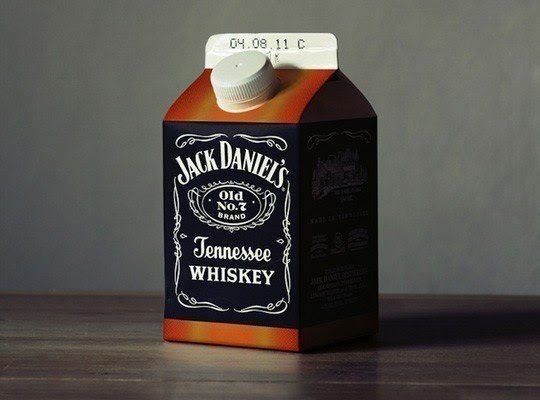 Jack Daniels Γιαούρτι για πραγματικούς άνδρες