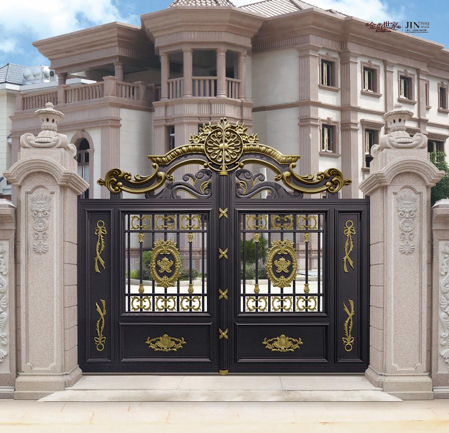 Gate Grill Design Exterior Aluminum Gate Jtgate Company