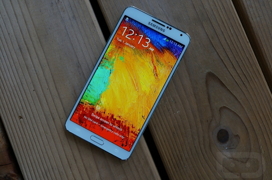 Lollipop Previewed in Video on Galaxy Note 3, Looks Like TouchWiz | Droid Life