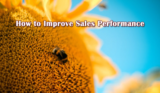 How to Improve Sales Performance - Jooy Blog