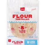 "Market Pantry 8"" Flour Tortilla Carb Conscious 8 Count"