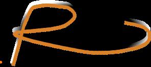 R Design clip art