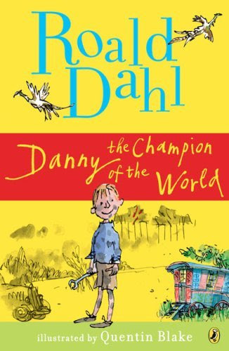 Image result for danny the champion of the world cover