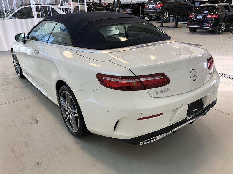 New 2019 Mercedes-Benz E-Class E450 4MATIC Cabriolet ...