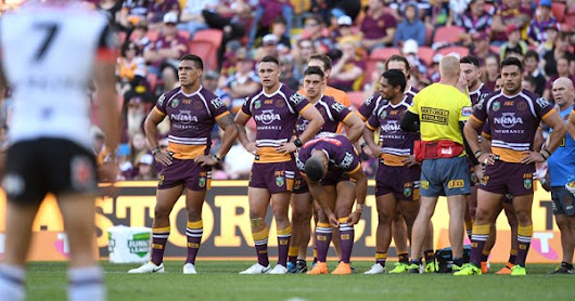 Broncos vow to recover from post-Origin hangover