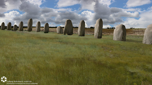 Stonehenge Has A New (Old) Neighbor: Row Of Huge Stones Found Nearby