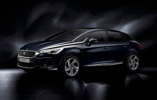 New DS 5 to be unveiled at Geneva