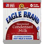 Borden Eagle Brand Sweetened Condensed Milk - 14 oz can