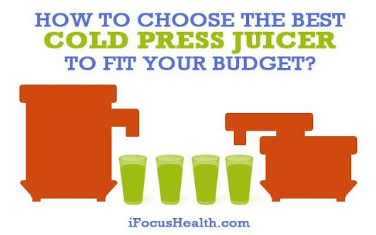 Choosing The Best Cold Press Juicer To Fit your Budget