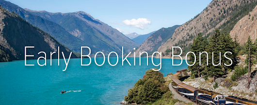Rocky Mountaineer | The Best Offer of the Year!