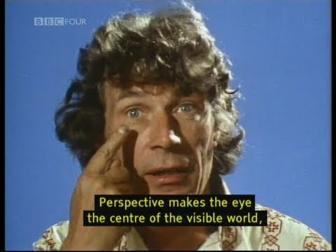 John Berger on art and how we humans see things...